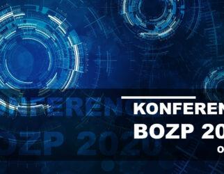 Konference BOZP 2020
